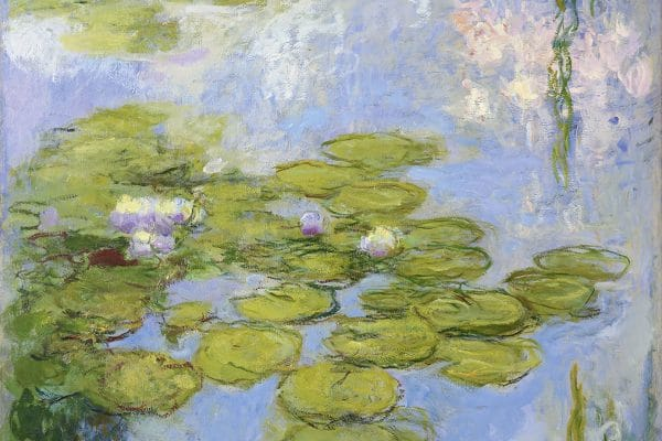 Claude Monet - Nympheas | Or Norme