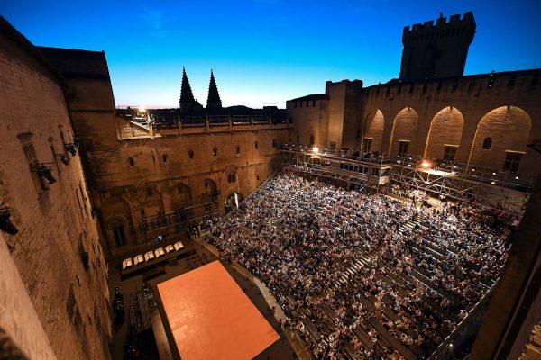 Festival Avignon - Or Norme