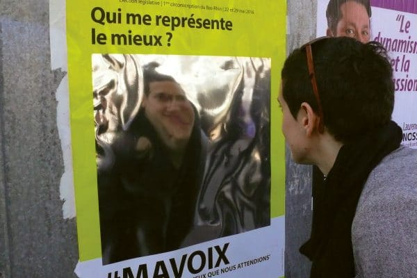 Ma voix | Or Norme