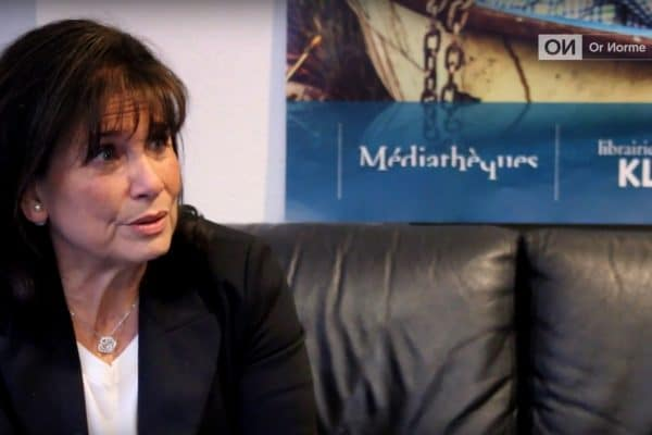 Rencontre Anne Sinclair | Or Norme
