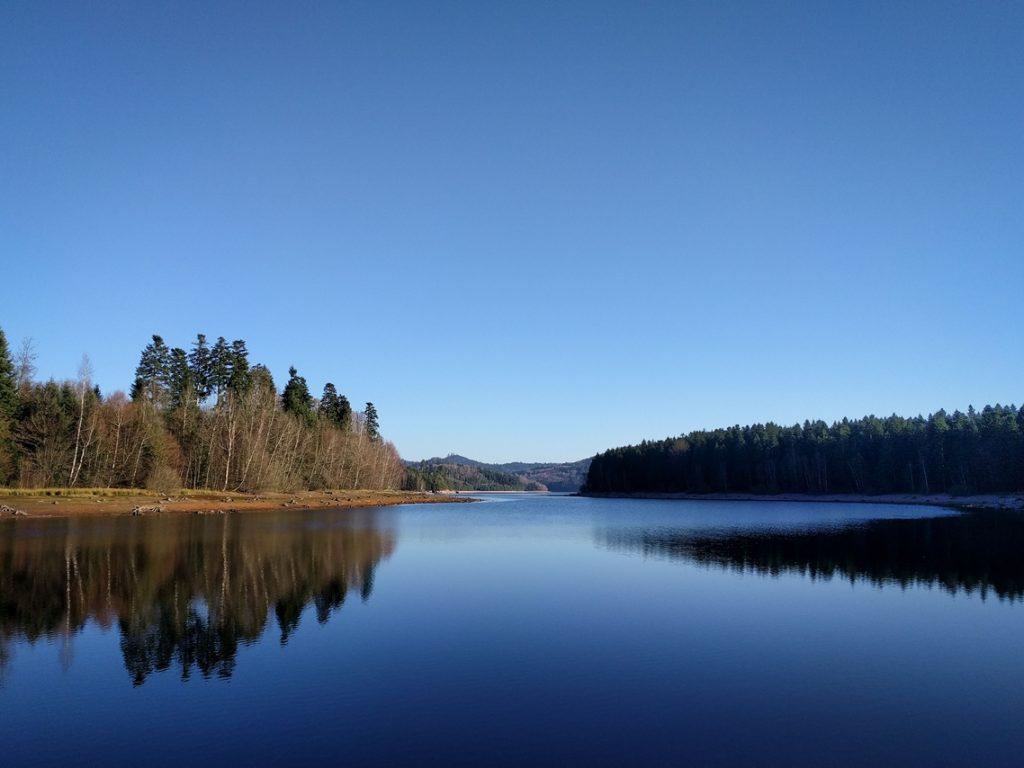 Bivouaquer au Lac de Pierre Percée