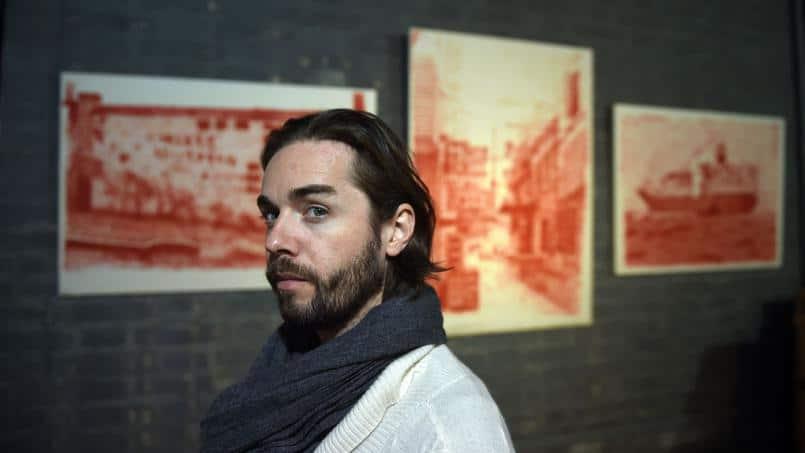 Alexandre Ouairy artiste