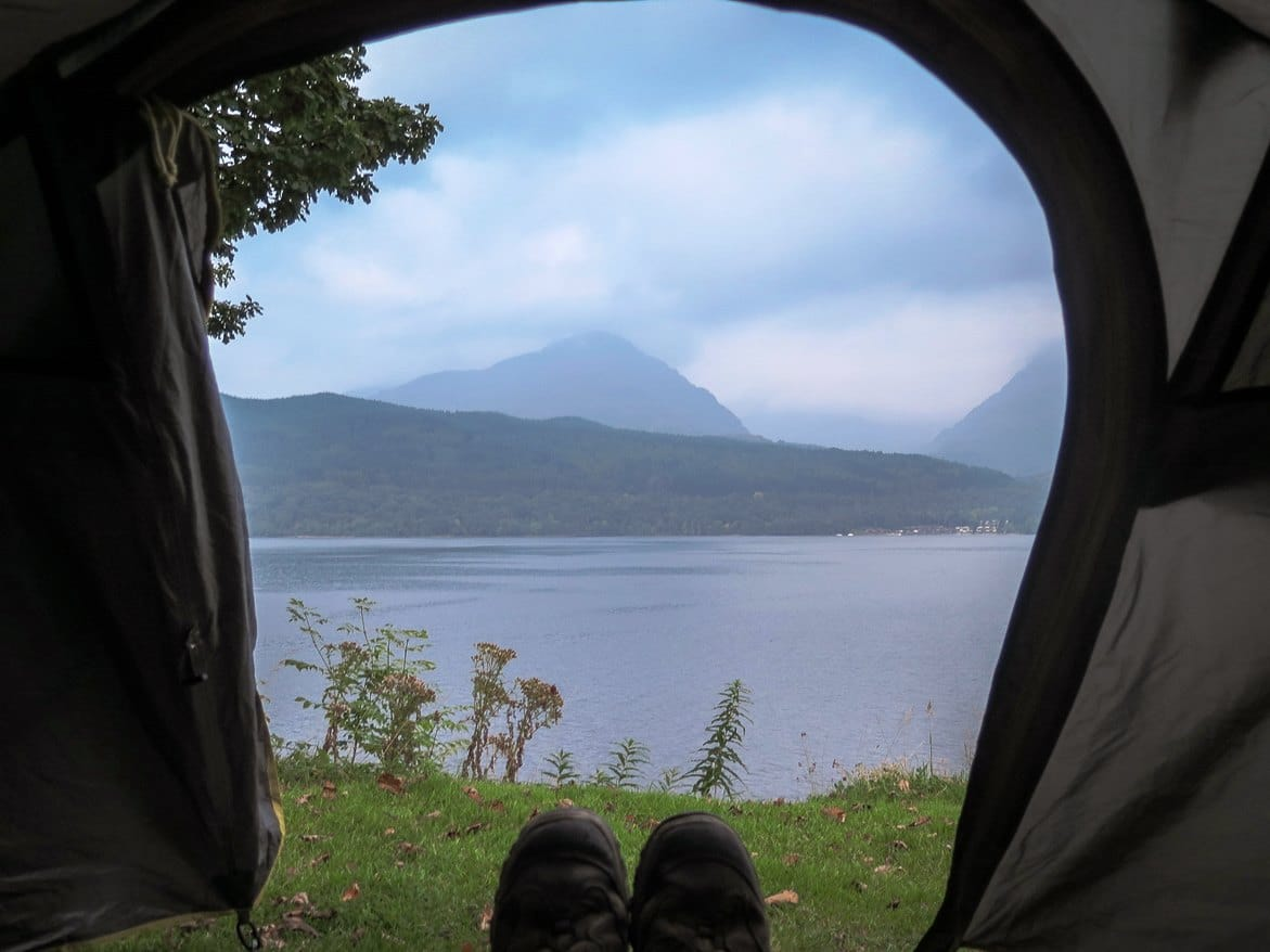 randonnée Highlands