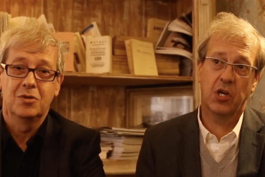 GAETAN & PAUL BRIZZI - Bibliothèques Idéales | Or Norme Magazine