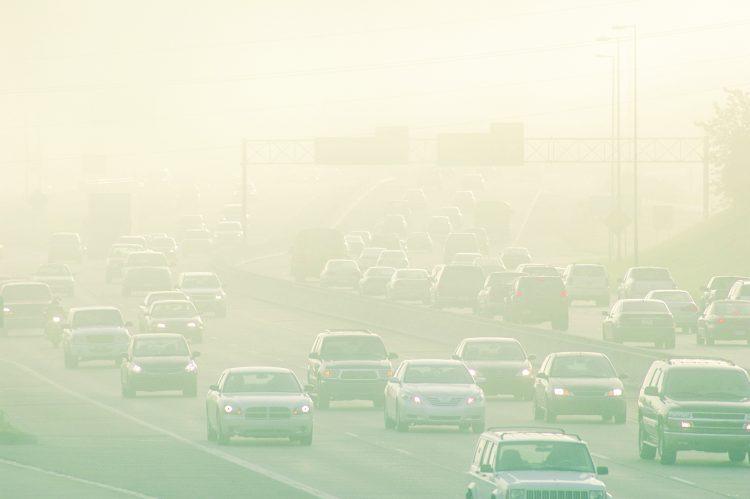 Pollution de l'air, santé publique, strasbourg
