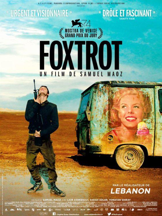 film cinéma star foxtrot